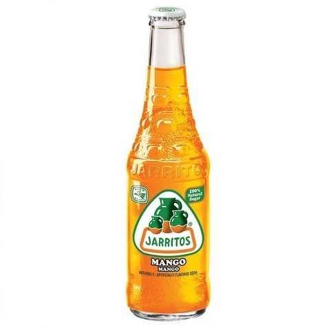 Jarritos mango - soda mangue