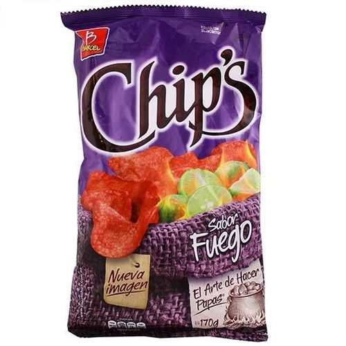 Chips fuego